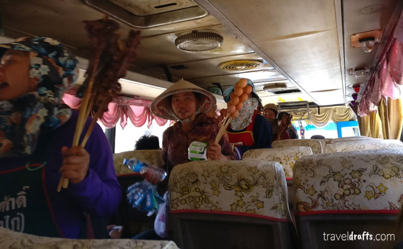 Everything you need to know before visiting Laos - Transportation in Laos