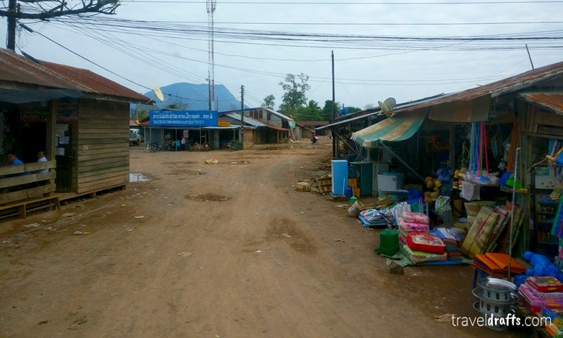 Things about travelling in Laos