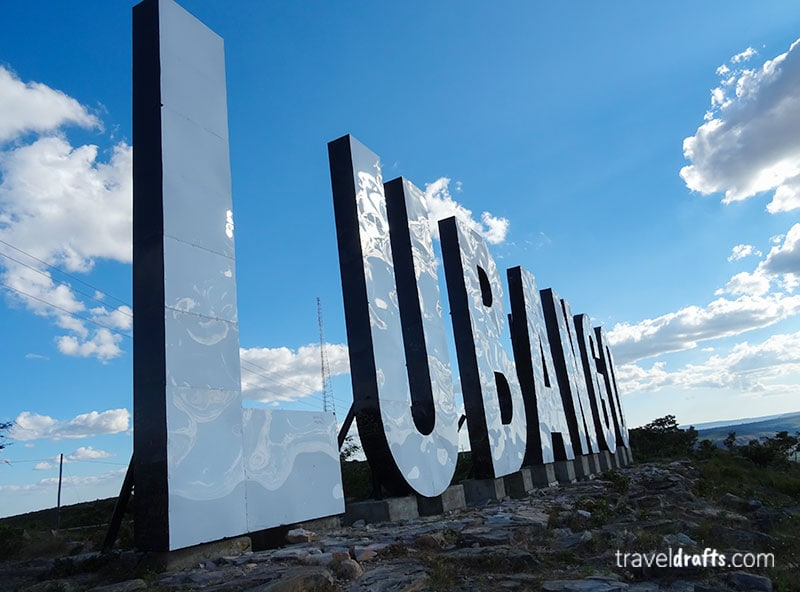 Go to the Lubango sign - Things to do in Lubango