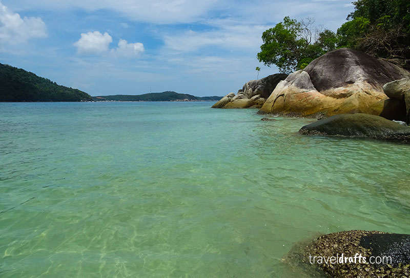 Big Perhentian Island beaches