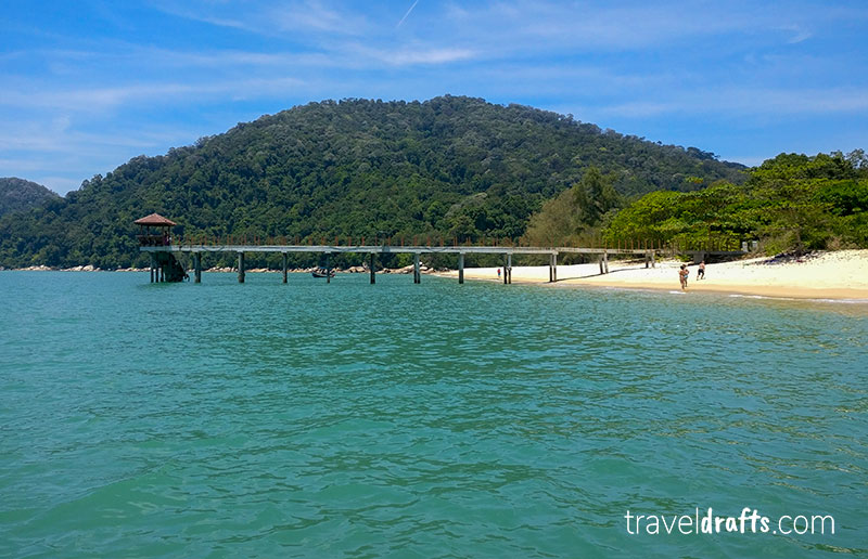Price/Entry Free to Penang National Park  Malaysia travel tips