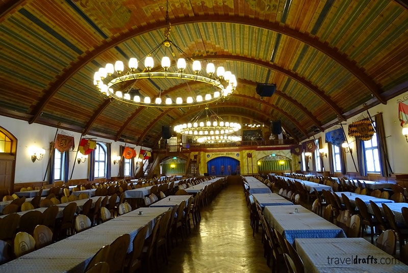Visit Hofbrauhaus am Platzl in Munich when you visit Munich in 2 days