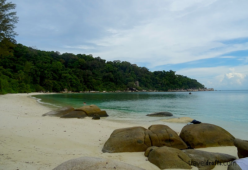 Best Beaches perhentian islands