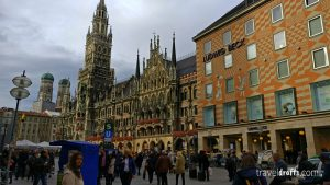 Munich free walking tour
