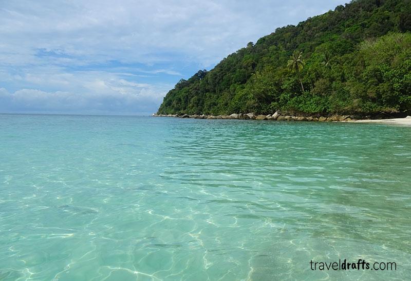 Turtle Beach the best perhentian islands beach