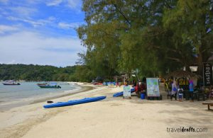 Where to stay in the Big Perhentian Island