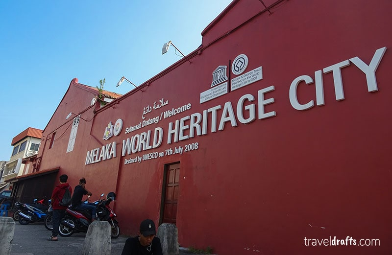 Visit Malacca or Penang? UNESCO World Heritage Site