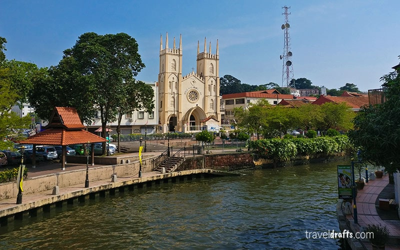 Should you visit Malacca or visit Georgetown  ?