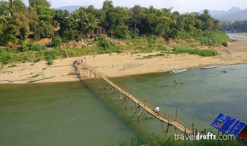 Points of interest in Luang Prabang