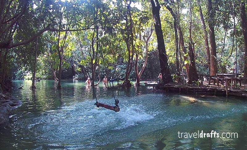 actividades em Luang Prabang Laos
