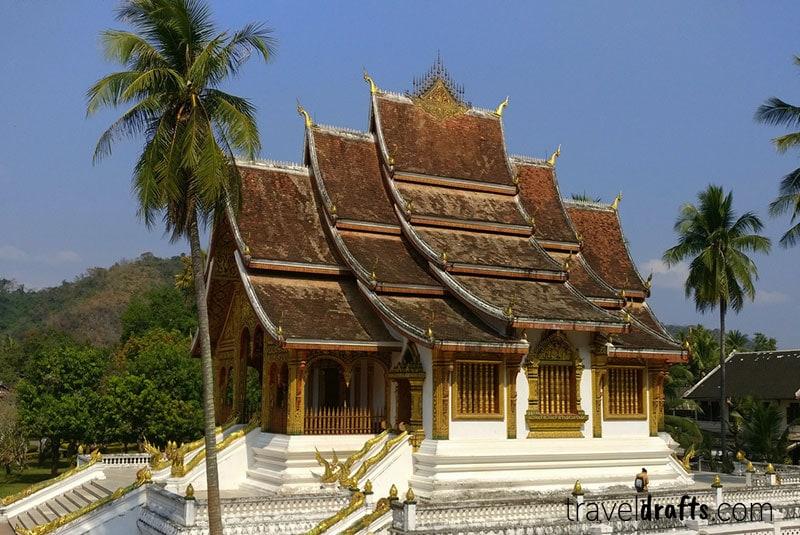 3 dias em Luang Prabang