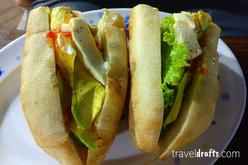 Things to know when going to Laos - What to eat in Luang Pragang Laos