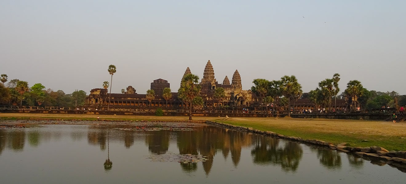 50 things about Cambodia