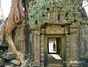 What to visit Angkor-Wat Cambodia