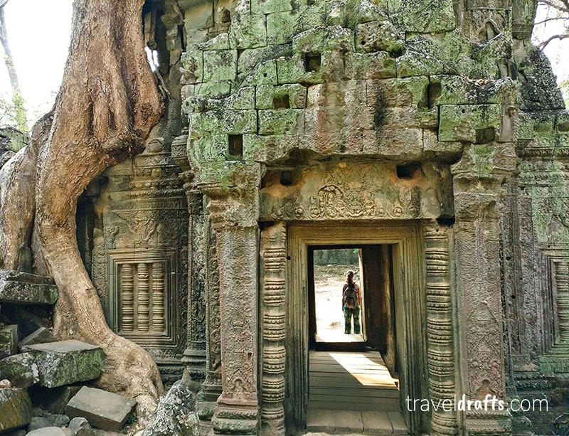 What to visit Angkor-Wat Cambodia