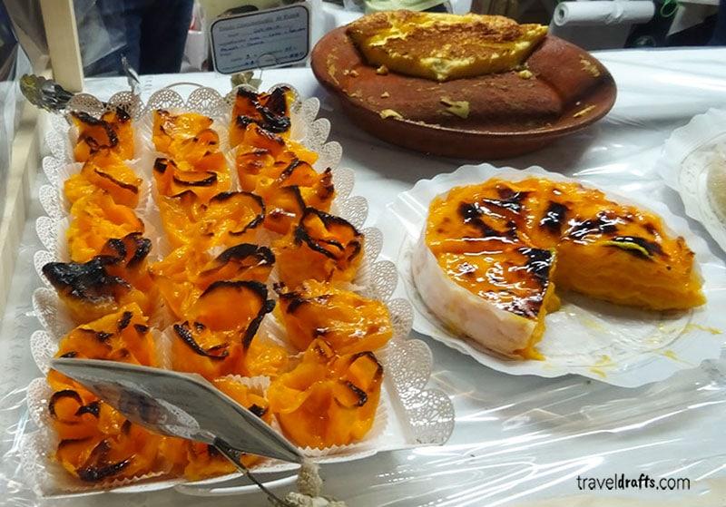 Portugal Travel - desserts