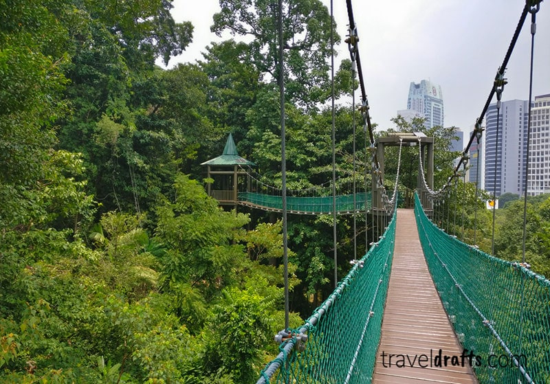 3 days in KL for couples