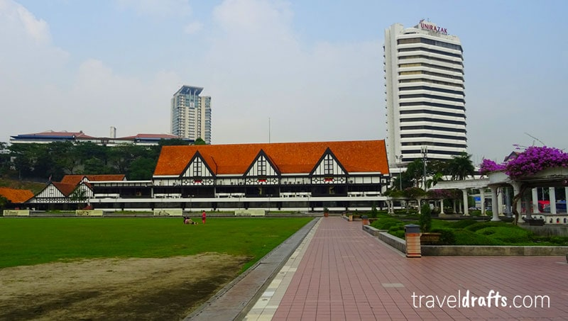 Merdeka Square - one of the places to visit in KL