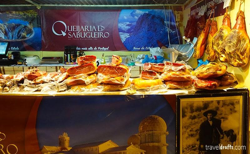Comida tradicional Portuguesa - Os enchidos
