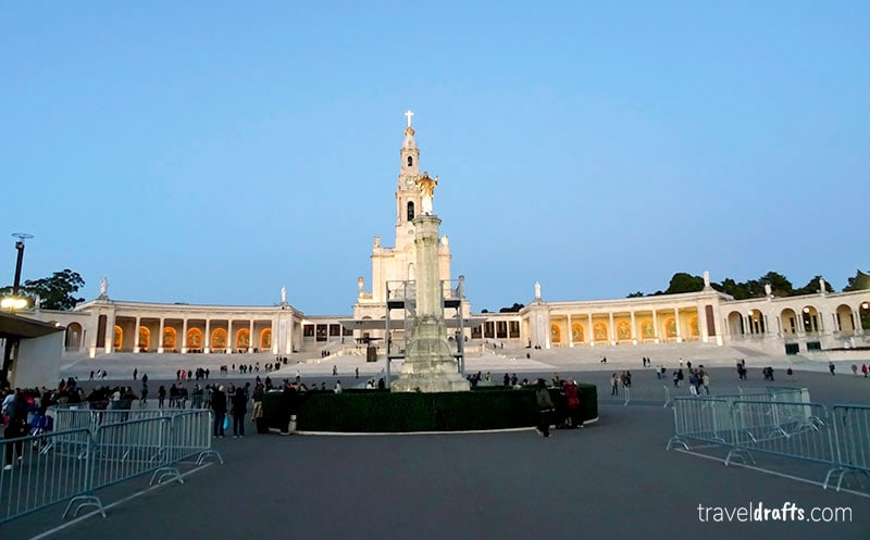 Visit Sanctuary of Fatima