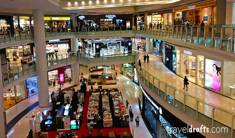 what to do in kuala lumpur in 3 days? Shopping