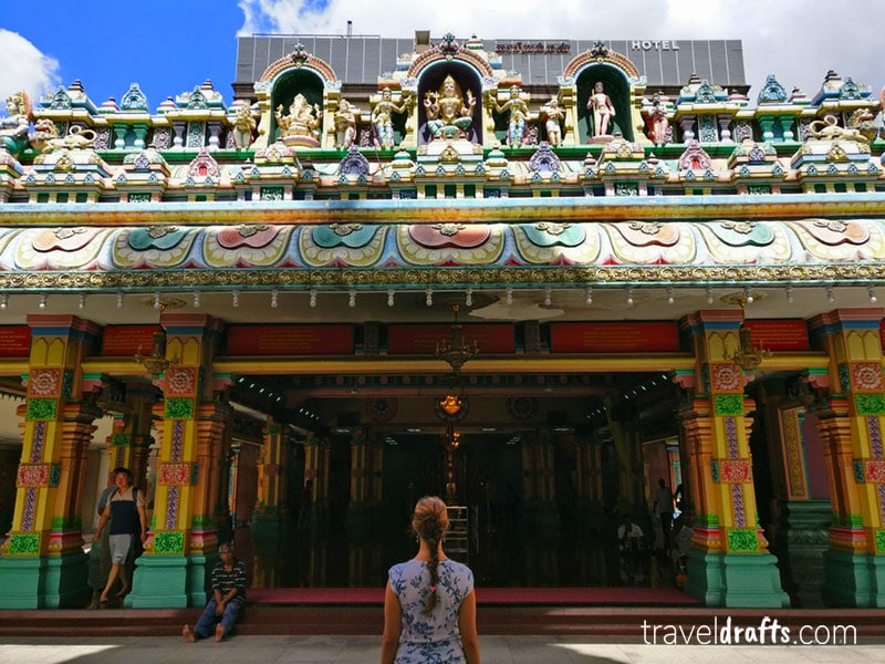 What to see in KL in 3 days? The indian Temples!