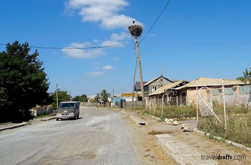 Georgian Roads aren't the best in the world, but that shouldn't keep you from travel to Georgia
