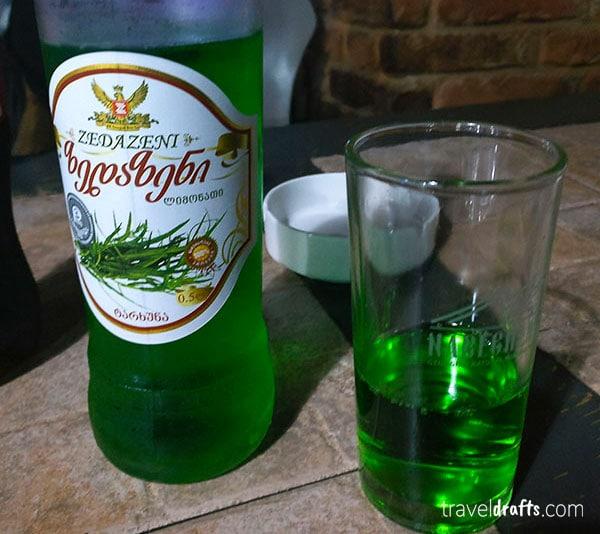 What to drink in Georgia? A Georgian lemonade