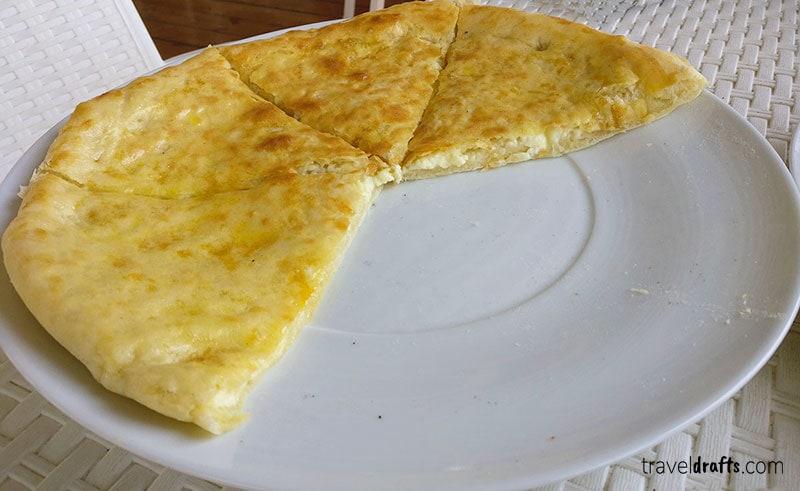 Khachapuri georgian food - Things to know before travelling to Georgia