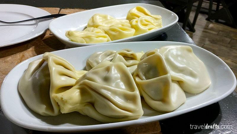 Khinkali Georgian Food