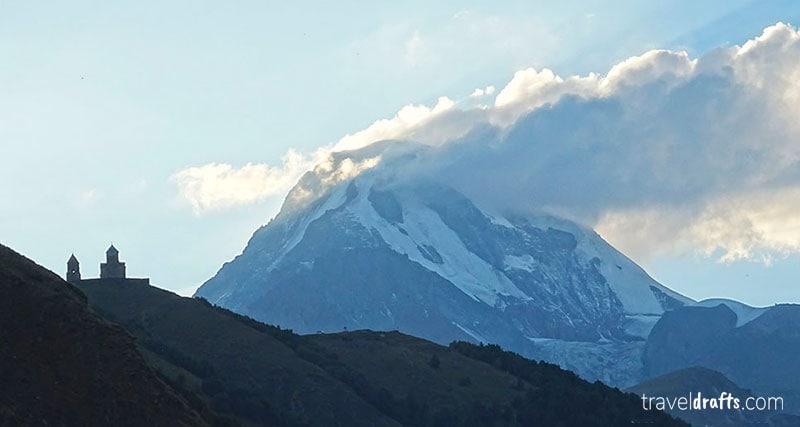 Visit Kazbegi in Georgia
