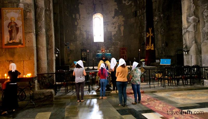 Como é visitar a Arménia?