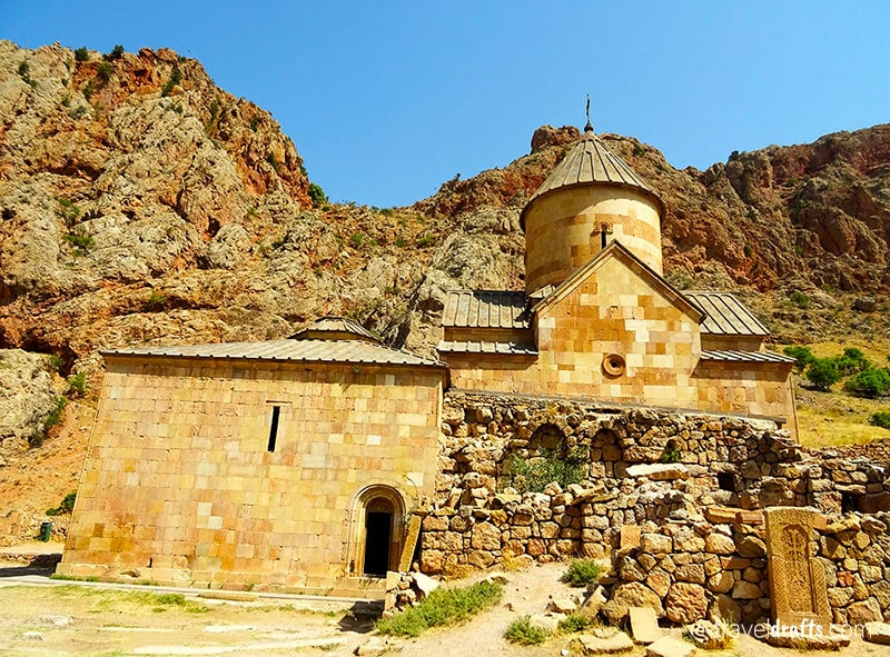 What to do when traveling in Armenia
