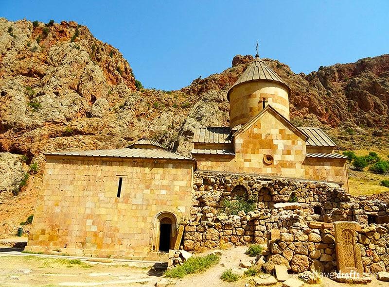 Famous Landmarks In Armenia - Human-Made