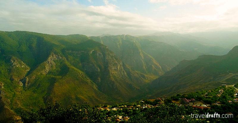 Arménia dicas de viagem