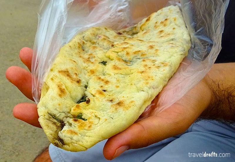 O que comer na arménia
