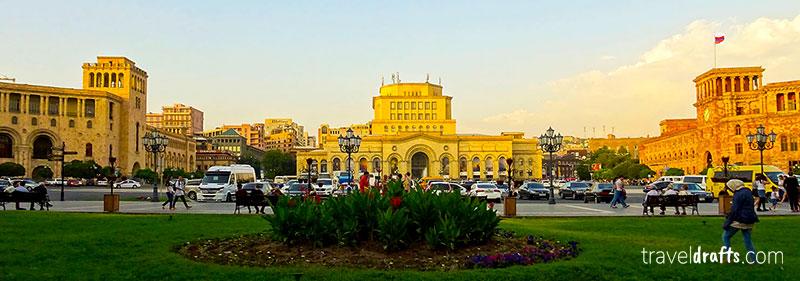 best travel destination Georgia or Armenia