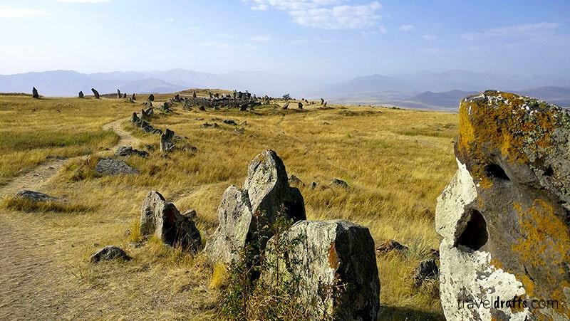 Best landmarks in Armenia