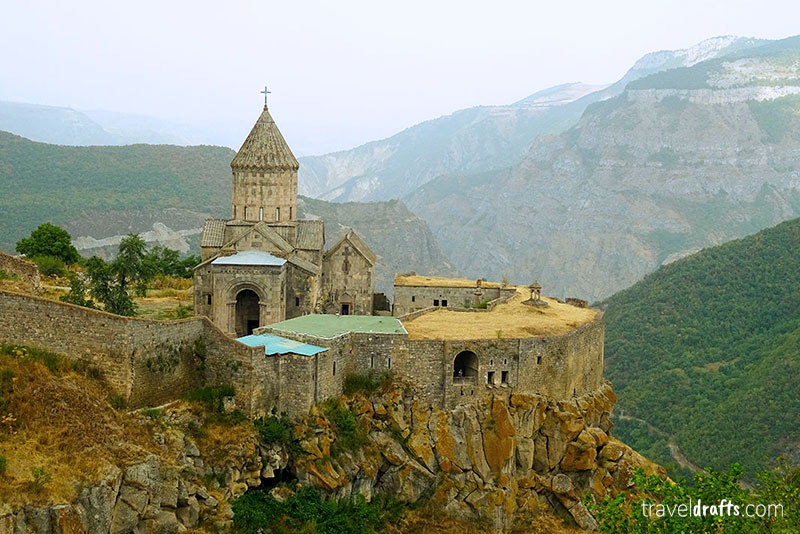 Visit Tatev Armenia in a 2 days trip from Yerevan