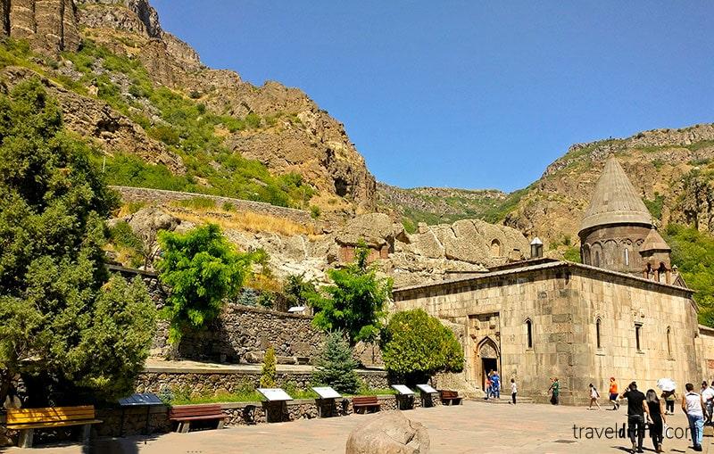 Day trip Yerevan - Geghard Monastery