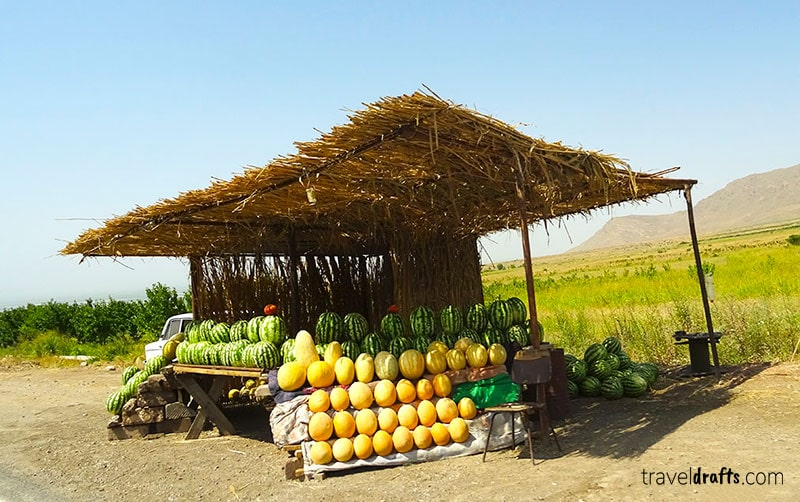 Where to eat in Armenia
