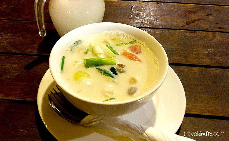 O que comer na Tailândia