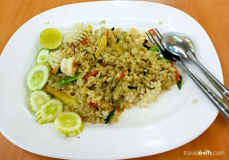 Comida tradicional Tailandesa