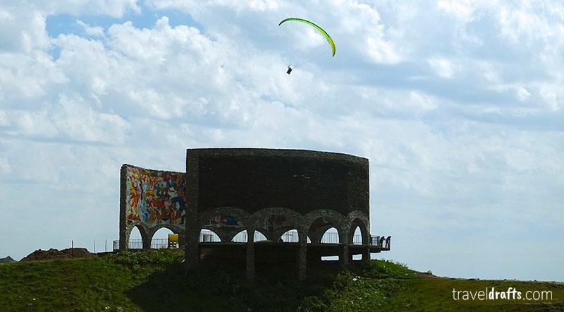 Things to see in the Georgian Military highway - the Russia–Georgia Friendship Monument Georgia