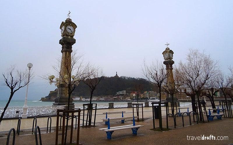 Best Beaches of San Sebastian in 3 days