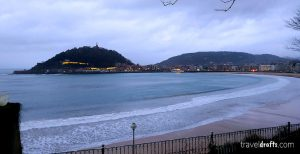 the amazing Basque Coast