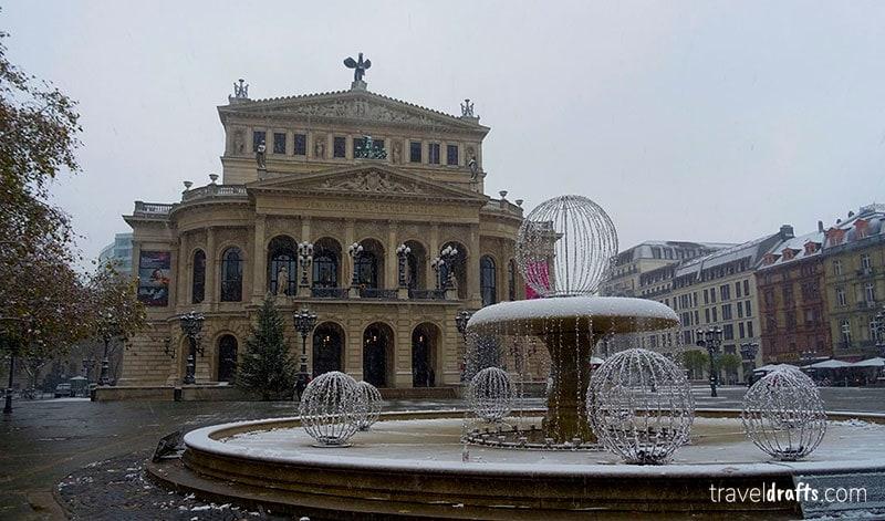 onde ir em Frankfurt
