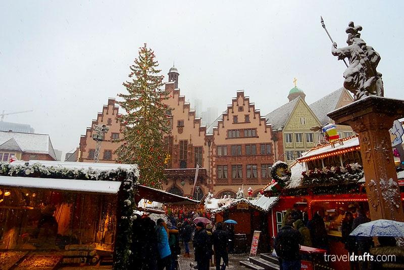 Top attractions of Frankfurt