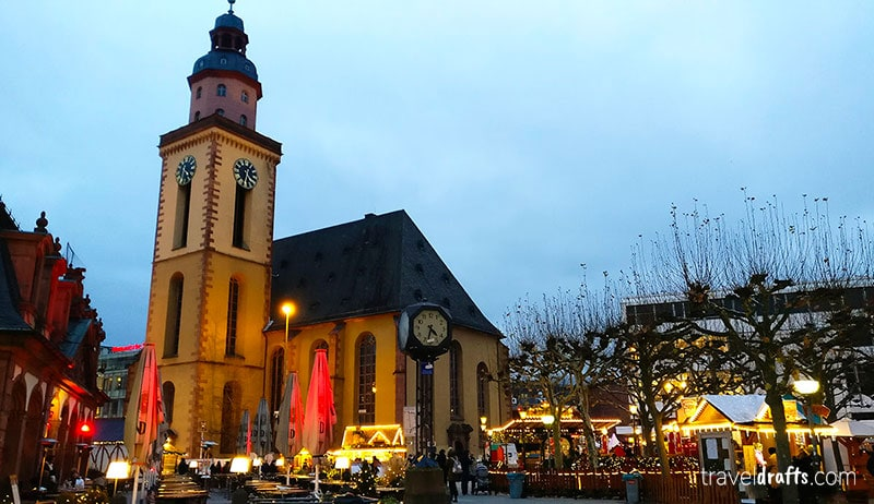 What is Germany known for? The Christmas Markets