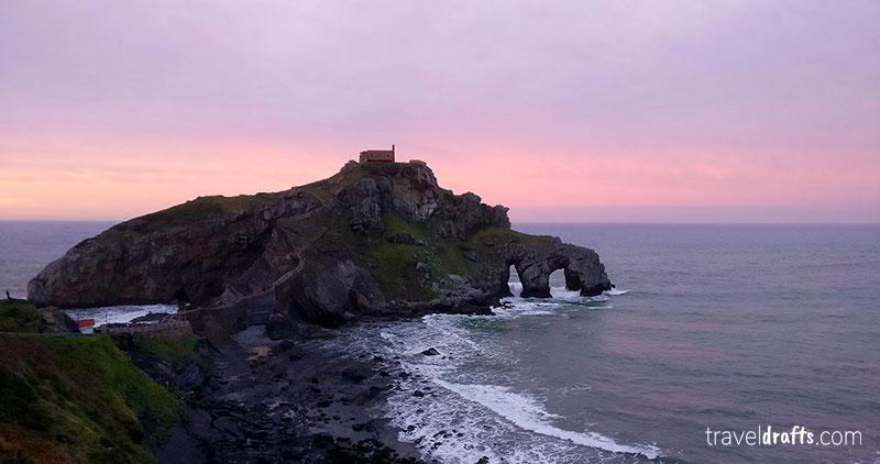 San Juan de Gaztelugatxe in the Basque Country, a great reason to travel to Spain